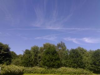 Die Wolken und ich - Außerirdisch trifft auf Erde 06062013