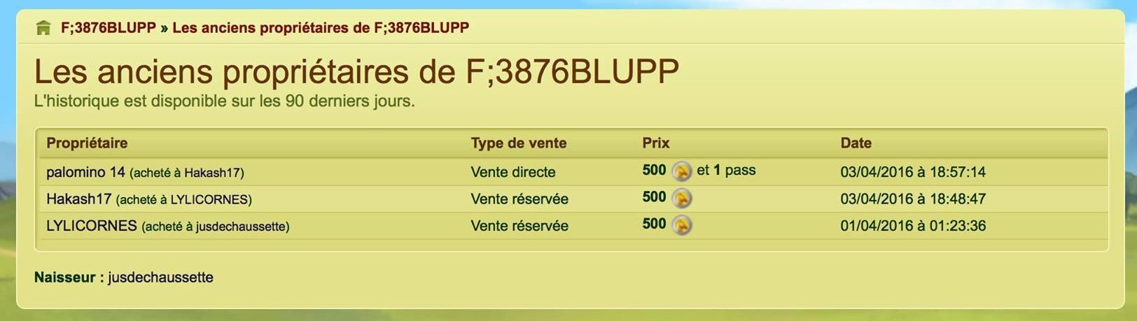 Liste Noire (Arnaqueurs, voleurs...) 12909510