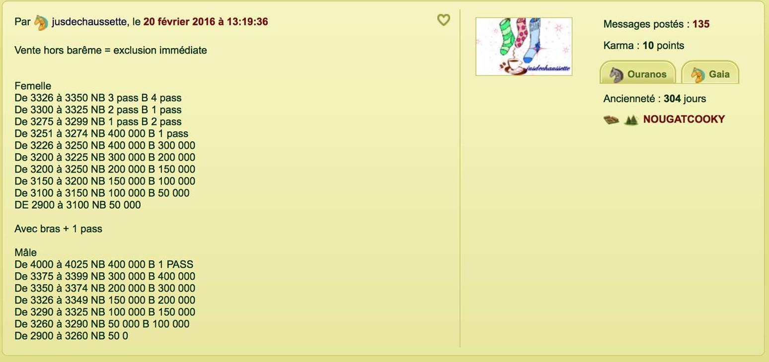 Liste Noire (Arnaqueurs, voleurs...) 12961110