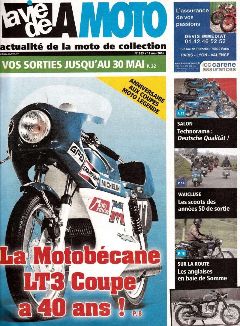 LVM N°883: La Motobécane LT3 Coupe à 40 ans Lt3c10