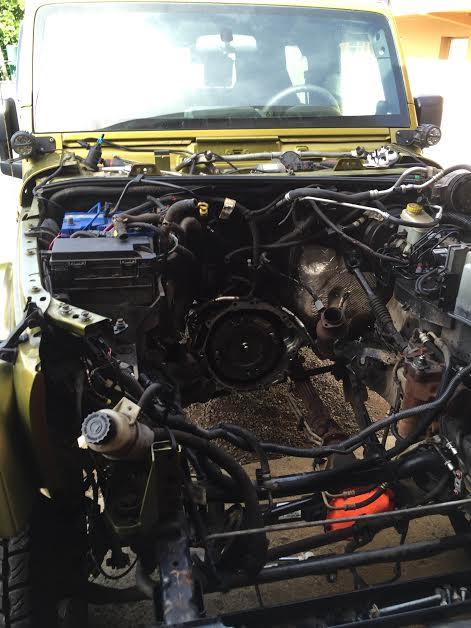 Réfection moteur 3.8 V6 2007 Compar10