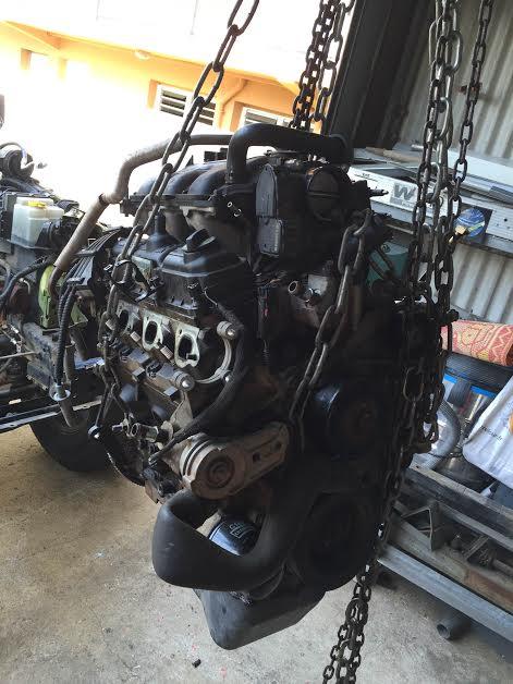 Réfection moteur 3.8 V6 2007 Moteur10