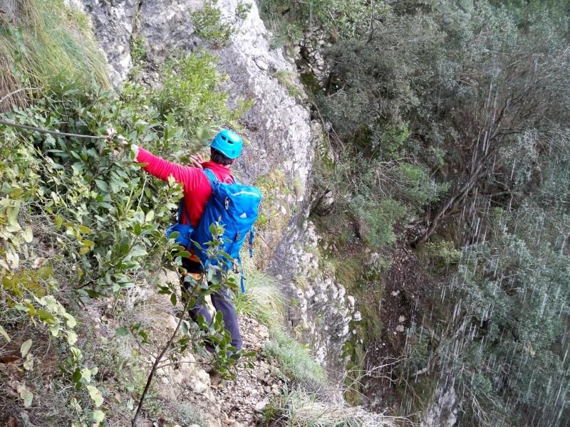 Vía ferrata: 11-13 de marzo 2016- El Cáliz, El Risco y Socueva (Cantabria) 100_0912