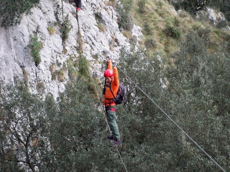 Vía ferrata: 11-13 de marzo 2016- El Cáliz, El Risco y Socueva (Cantabria) 100_1016