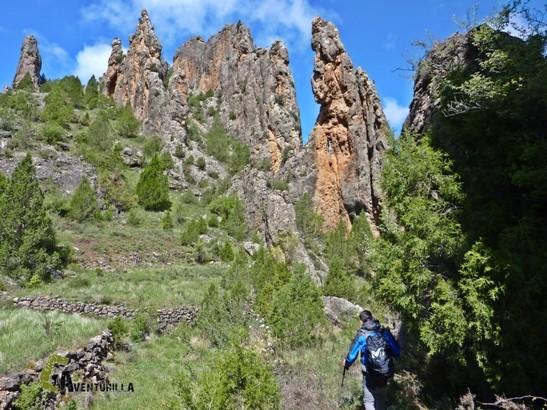 Vía Ferrata: 25 y 26 de junio 2016 - Ferratas en Teruel Aaa10