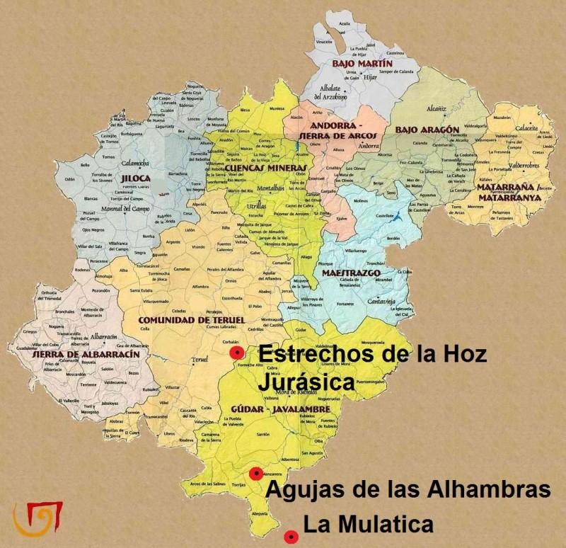 Vía Ferrata: 25 y 26 de junio 2016 - Ferratas en Teruel Terul10