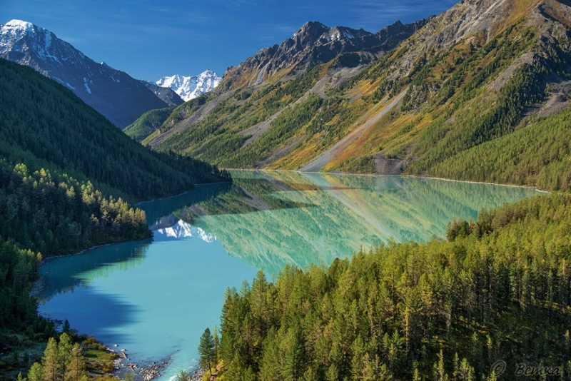 Озеро в горах Gorniy10