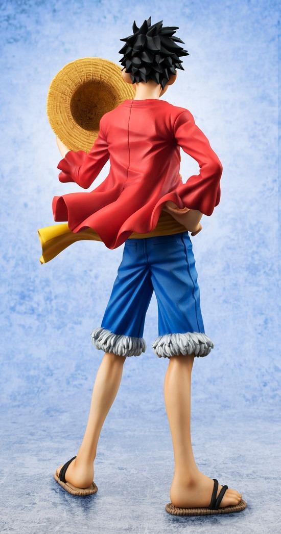 Megahouse P.O.P Monkey D. Luffy Ver.2 - Sailing Again Luffy_23