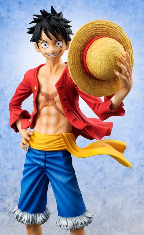 Megahouse P.O.P Monkey D. Luffy Ver.2 - Sailing Again Luffy_26