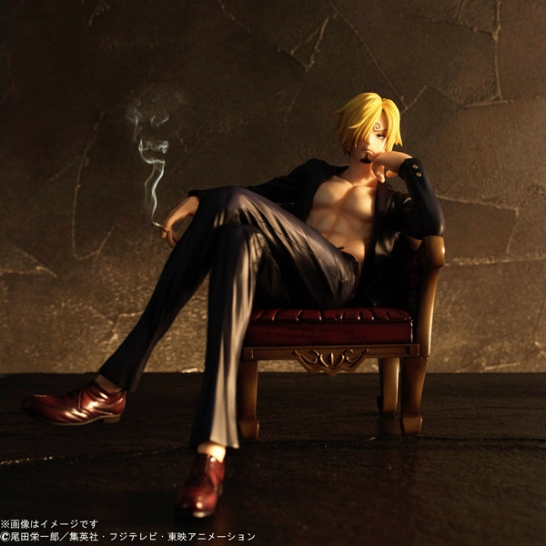 "Megahouse P.O.P Sanji ""S.O.C - EDITION""  LIMITED ver. Sanji_14"