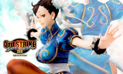 Embrace Japan Chun Li Street Fighter Iii 3rd Strike