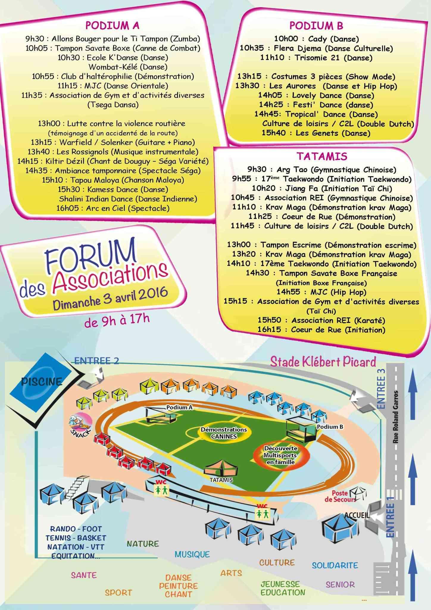 Le Forum des Associations du Tampon Avril 2016 Flyer_11