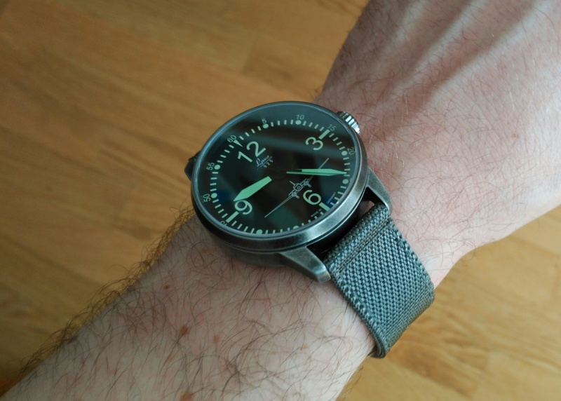 flieger - LACO Flieger's Club [Show your Laco] - Page 5 _2016011