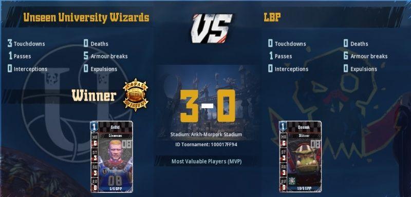 [Le Lapin Troll] Unseen University Wizards 3 - 0 LBP [Sitasan] Sitasa10