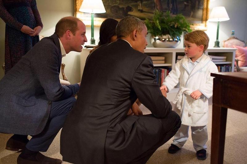Маленький принц и его родители плюс сестричка - Страница 3 A10