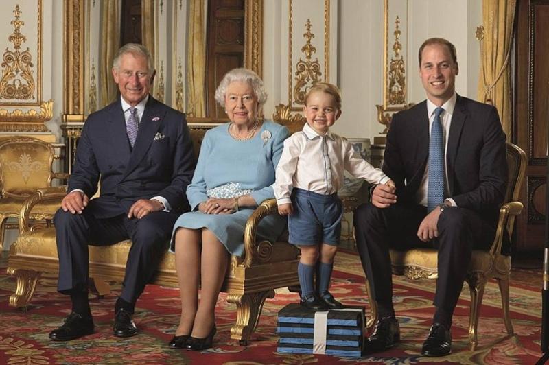 Маленький принц и его родители плюс сестричка - Страница 3 Aeae11