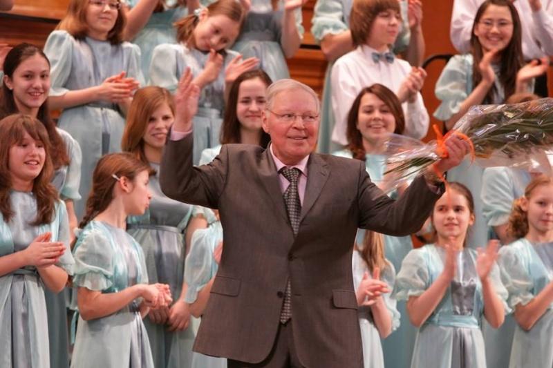 """Детская хоровая школа """"Весна"""" им. А.С. Пономарева. Гала-концерт Az310"""
