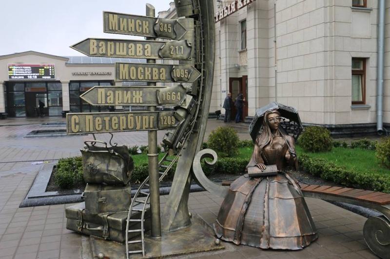 Городские скульптуры - Страница 3 Eeii10