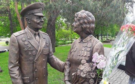 Городские скульптуры - Страница 3 Eiza10