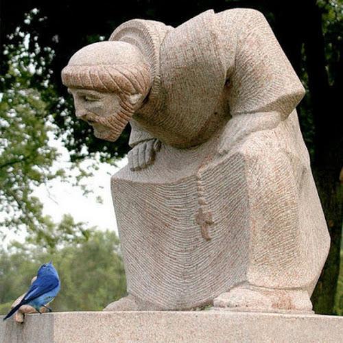 Городские скульптуры - Страница 3 Oezoai10