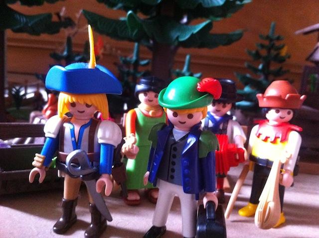Histoire et boule de gomme... Une affaire de Playmobil.  De_nou11