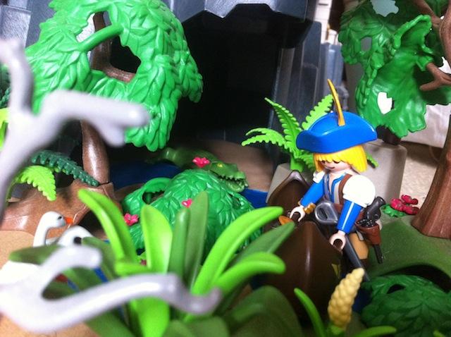 Histoire et boule de gomme... Une affaire de Playmobil.  Extrac10
