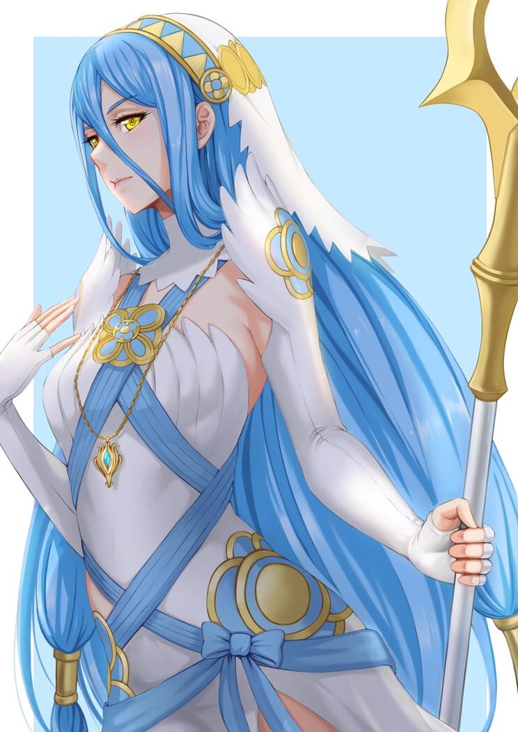 Azura, Songstress of the Lake Image11