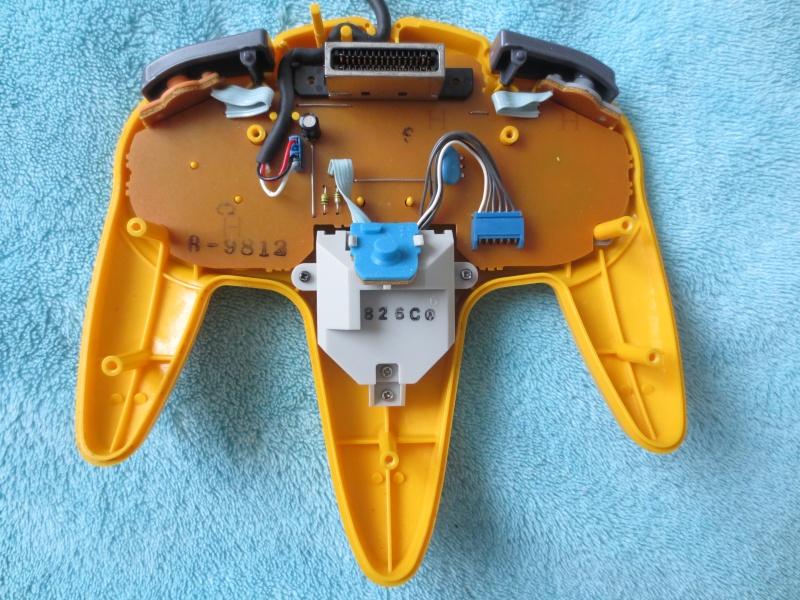 Manette Nintendo 64 plus détectée Img_0112