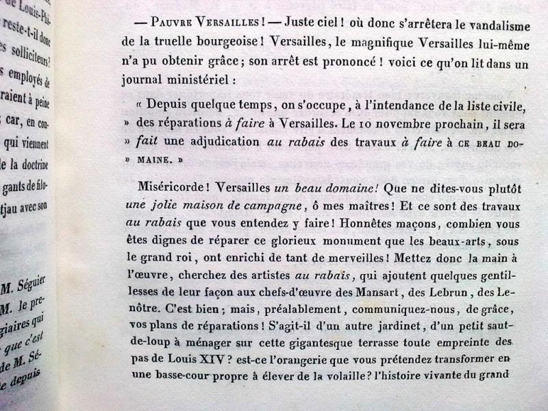 L'après Louis XVI et Marie-Antoinette, à Versailles Image315
