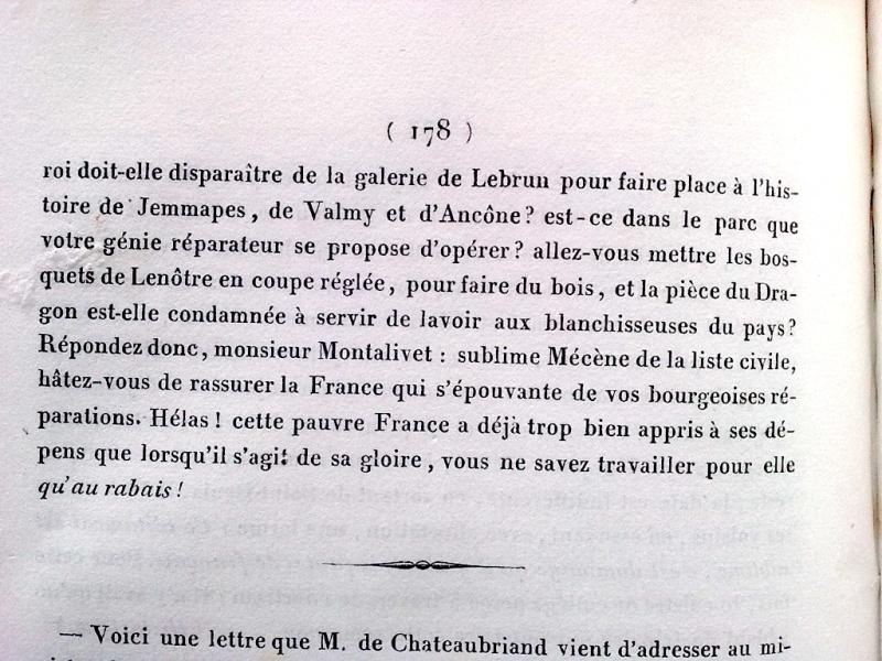 L'après Louis XVI et Marie-Antoinette, à Versailles Image316