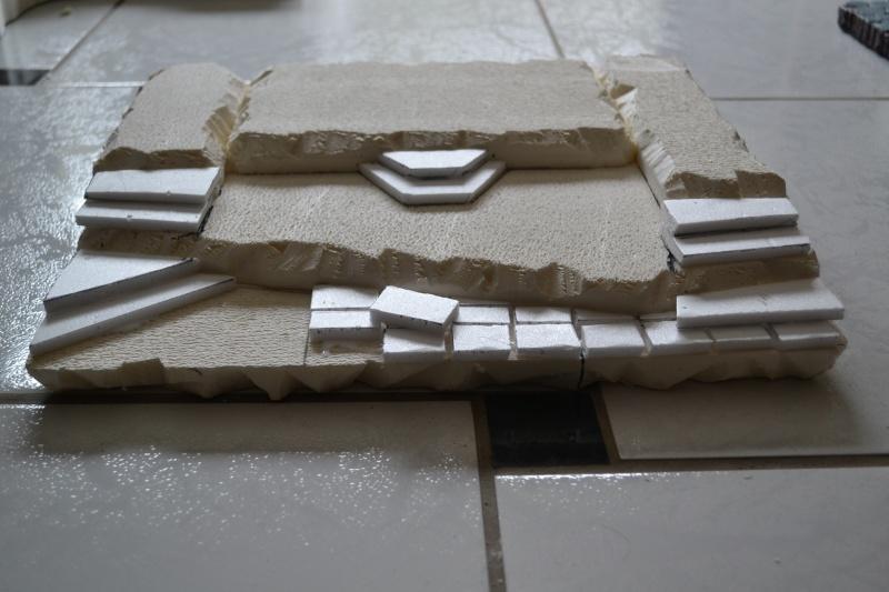 Avancement diorama Myth Cloth Dsc_3817