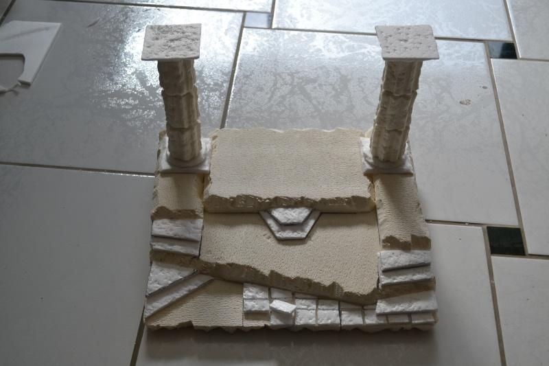 Avancement diorama Myth Cloth Dsc_3818