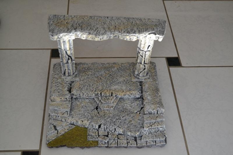 Avancement diorama Myth Cloth Dsc_3822