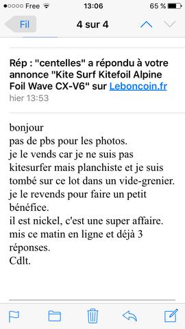 Attention Bizzarre Sur Le Bon Coin