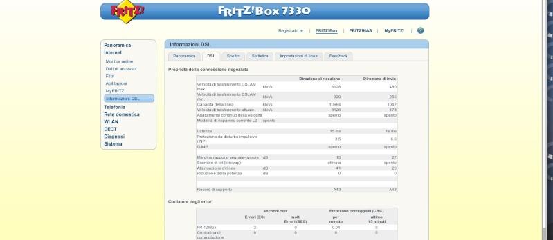 FRITZBOX 7390 e Tiscali Snapsh15