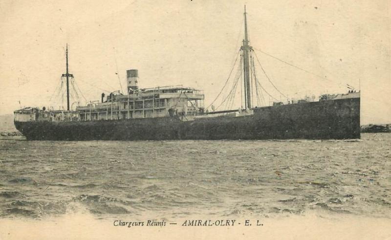 * AMIRAL OLRY (1915/1917) * 009_0010