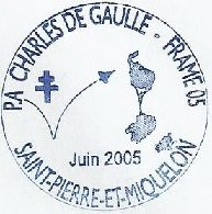 * CHARLES DE GAULLE (2001/....) * 050610