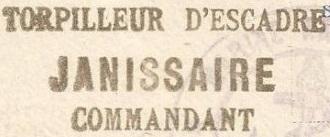 * JANISSAIRE (1911/1920) * 070_0010