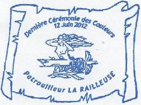 * LA RAILLEUSE (1987/2012) * 120610