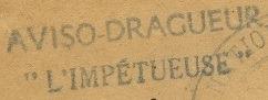 * L'IMPÉTUEUSE (1940/1942) * 13082510