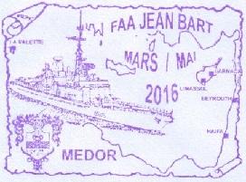 * JEAN BART (1991/....) * 160415