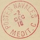 Bureau Naval Secondaire MEDIT.C de Malte 1612_c11