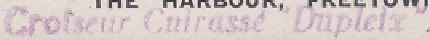 * DUPLEIX (1903/1919) * 170510