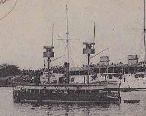 * CARONADE (1886/1908) * 263_0010
