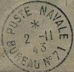 N°71 - Bureau Naval  de Conakry 366_0010