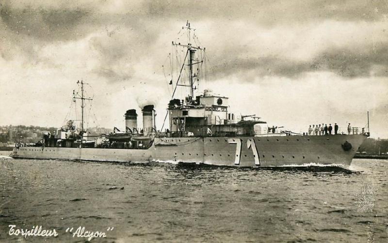 * L'ALCYON (1929/1952) * 374_0011