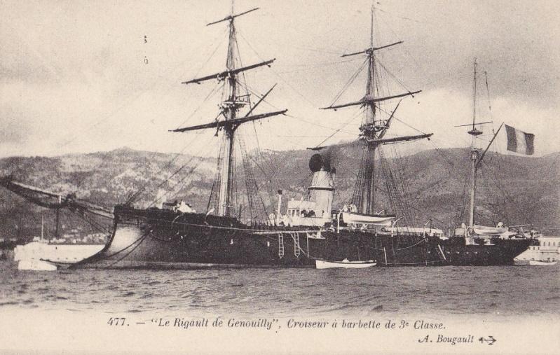 * RIGAULT DE GENOUILLY (1876/1899) * 388_0010