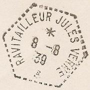 JULES VERNE (BÂTIMENT ATELIER - 1932) 390210