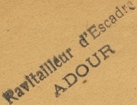 * ADOUR (1940/1945) * 3912_c10