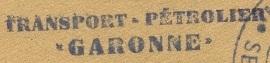 * GARONNE (1913/1942) * 400610